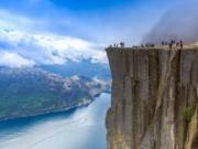 """Du lịch - """"Sững sờ"""" trước cảnh thiên nhiên hùng vĩ ở Na Uy"""