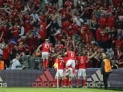 """Bóng đá - Lại lập kỳ tích EURO, ĐT xứ Wales như """"phát cuồng"""""""