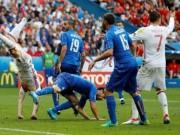 Bóng đá - Italia & siêu sơ đồ 3-5-2: Thiên la địa võng của Conte