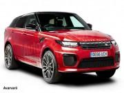 """Tư vấn - Range Rover coupe 2018: """"Phát súng"""" tấn công BMW X6"""