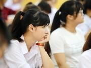 Tin tức trong ngày - Giáo viên nhận định: Đề thi Văn chưa có tính thời sự
