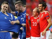 Bóng đá - Địa chấn EURO 2016: Chung kết xứ Wales – Iceland