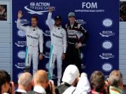 Thể thao - F1, phân hạng Austrian GP: Cơn mưa và rất nhiều biến cố