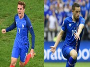 "Bóng đá - Pháp – Iceland: ""Mật mã Da Vinci"""