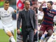 Bóng đá - Đấu Mourinho, Guardiola quyết mua Suarez, Kroos
