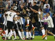 Bóng đá - Đức đang đi trên đường lịch sử của Pháp & Tây Ban Nha