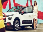 Tin tức ô tô - Ngắm Citroen C3 mới khiến nữ nhân viên văn phòng mê