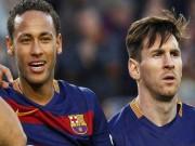 Bóng đá - Ở lại Barca, Neymar vượt Messi về thu nhập