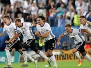 Bóng đá - 7 lần vào bán kết liên tiếp: Bền bỉ kiểu Đức