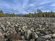 Thế giới - Khám phá dòng sông đá kỳ lạ ở Nga