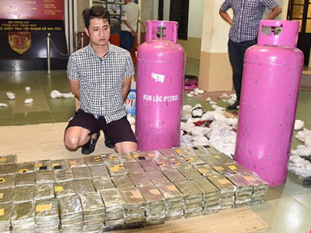 Đã bắt được ông trùm vụ giấu 490 bánh heroin trong bình gas - 2