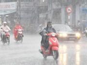 Tin tức trong ngày - Bắc Bộ có mưa lớn kéo dài 2-3 ngày tới