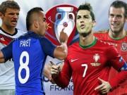 Bóng đá - Bán kết Euro: Đại chiến các vì sao & cổ tích tiếp diễn