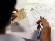 Tin tức trong ngày - Hà Nội: Đổi giấy phép lái xe ở cơ quan, chỉ mất 10 phút