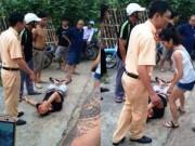Tin tức trong ngày - Tình tiết bất ngờ vụ CSGT bắn súng vào người dân