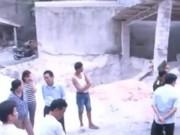 Video An ninh - Hải Dương: Sập lò vôi, 5 người chết tại chỗ