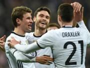 """Bóng đá - Bán kết EURO: ĐT Đức có còn là """"chúa tể hắc ám""""?"""