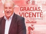 Bóng đá - Tin nhanh Euro 4/7: Del Bosque chính thức chia tay TBN
