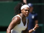 Thể thao - Wimbledon ngày 8: Chị em Serena vào tứ kết