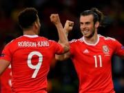 Bóng đá - Euro 2016: Xứ Wales - Đức sẽ là chung kết trong mơ