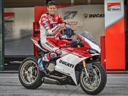 Thế giới xe - Ra mắt Ducati 1299 Panigale S Anniversario phiên bản giới hạn