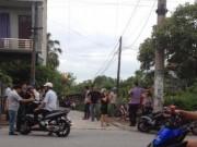 An ninh Xã hội - Giám đốc đi lễ chùa bị bắn ở Hà Nam đã tử vong