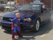"""Clip hài:  """" Super kid """"  bắt cướp giữa phố"""
