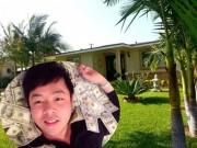 Ca nhạc - MTV - Cận cảnh ngôi nhà của Quang Lê ở Mỹ