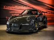 Tư vấn - Ngắm xe Porsche 991 GT3 RS độ của Edo Competition