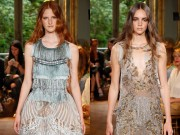 Thời trang - Ngắm những mẫu váy quá gợi cảm của Alberta Ferretti