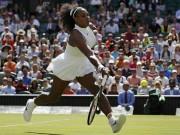 Thể thao - Serena - Pavlyuchenkova: 2 break bản lề (Tứ kết Wimbledon)