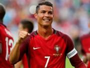 Bóng đá - Ronaldo: Riêng 1 góc trời trên bàn cờ EURO