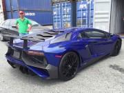 Tư vấn - Về muộn, Lamborghini Aventador LP750-4 SV chịu mức thuế cao