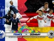 Bóng đá - Pháp - Đức: Những trận đại chiến đáng nhớ nhất lịch sử