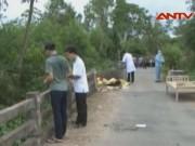 Video An ninh - Nữ giám thị 9X bị tài xế taxi sát hại trong đêm