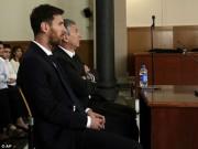Bóng đá - NÓNG: Rộ tin Messi nhận 21 tháng tù vì trốn thuế