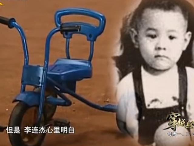 Lý Liên Kiệt: Tuổi thơ bần hàn và vụ bán xe năm 4 tuổi