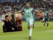 Bóng đá - Messi bị tù 21 tháng, Ronaldo giúp BĐN đi vào lịch sử