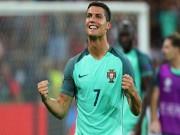 Bóng đá - Bay vào chung kết EURO, Ronaldo chạm một tay vào QBV