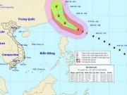 Tin tức trong ngày - Xuất hiện siêu bão gần biển Đông
