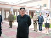 Thế giới - Kim Jong-un lần đầu bị Mỹ đưa vào danh sách trừng phạt