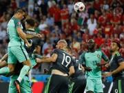 Euro 2016 - Bật nhảy đánh đầu: Ronaldo số 2, không ai số 1