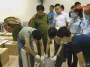 """Video An ninh - Bắt 2,5 tấn ma túy """"lá Khat"""" chấn động Việt Nam"""