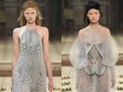 Thời trang - Những thiết kế xuyên thấu táo bạo nhất sàn diễn Paris