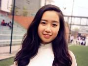 Cô gái  ẵm  học bổng trường ĐH đặc biệt nhất nước Mỹ