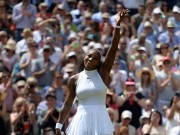 Thể thao - Wimbledon ngày 11: Nhà Williams chia nửa buồn vui