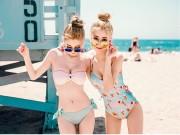Thời trang - Quyến rũ hết cỡ với 3 xu hướng bikini mới nhất