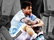 """Bóng đá - 2016: Năm """"đại hạn"""" của Messi & người Argentina"""