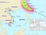 Tin tức trong ngày - Thông tin mới nhất về siêu bão Nepartak trên Biển Đông