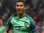 """Bóng đá - SAO xứ Wales chê Ronaldo """"ăn may"""", không hay bằng Bale"""
